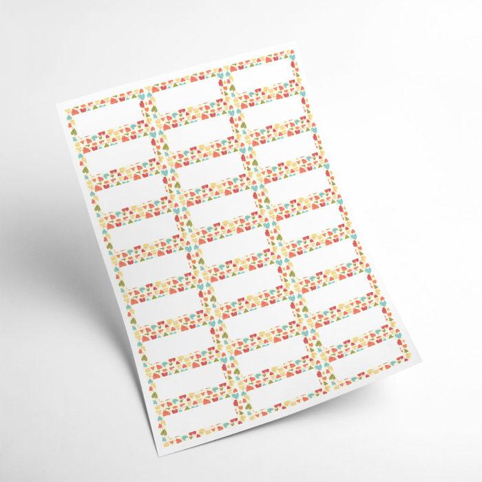 love stickers my365album 04